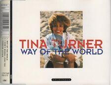 Tina Turner The Way Of The World CD MAXI