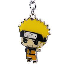 Naruto Uzumaki Naruto Anime Cute Keychain Car Keys Cartoon Pendant