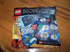 Lego 5002941 Bionicle Promo Pack 100% Complete New Sealed FREE SHIPPING