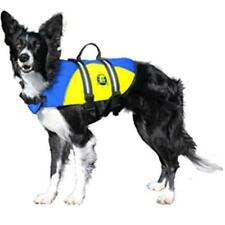 Gilets de sauvetage jaunes pour chien