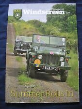 MILITARY VEHICLE TRUST - WINDSCREEN #140 - Autumn 2013 - FFW FFR Land Rovers