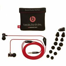 100% GUARANTEED GENUINE IBEATS BY DR-DRE EARPHONES W/ CONTROLTALK FROM MONSTER®