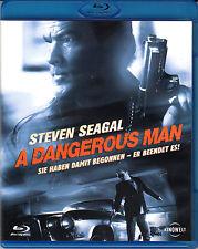 A dangerous Man , 91 minutes runtime , Blu_Ray Region B/2 , new , Steven Seagal