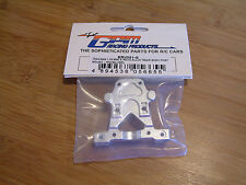 TRAXXAS MINI E-REVO GPM REAR BODY POST MOUNT SILVER ALUMINUM ERV031