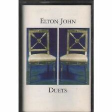 Elton John Compilation Pop Music Cassettes
