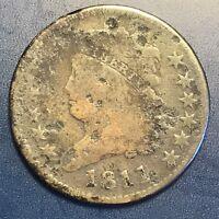 1811 Classic Head Half Cent 1/2 Cent RARE KEY DATE Better Grade #8004