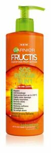 Garnier Fructis SOS Repair 10 IN 1 Leave in coloured & damaged hair 400ml