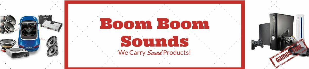 BoomBoom Sounds 1