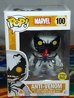 Marvel Anti-Venom GITD #100 Pop Vinyl Bobble-Head Funko Aus Seller