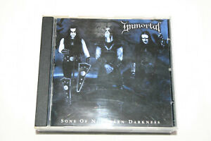"""IMMORTAL-"""" SONS OF NORTHERN DARKNESS"""" CD"""