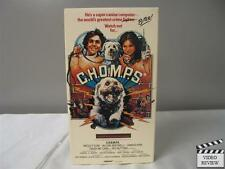 C.H.O.M.P.S. VHS Wesley Eure, Valerie Bertinelli, Red Buttons; Don Chaffey