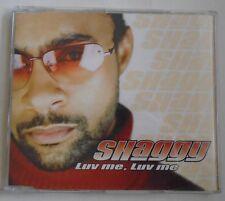 SHAGGY ~ Luv Me Luv Me ~ CD SINGLE