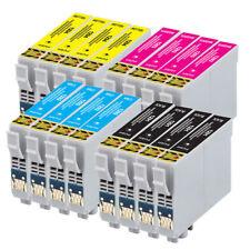 16 NON-OEM Ink For Epson Stylus SX430W SX435W SX440W SX445W T1295 (T1291, T1292,