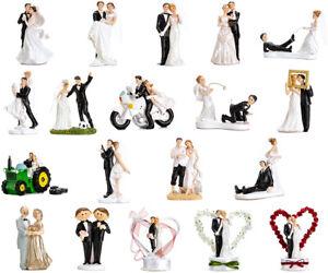 Tortenfiguren Brautpaar 18 Muster Tortenaufsatz Tortendeko Hochzeit