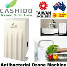Cashido 10 Second Antibacterial Ozone Machine - Sanitizer Water Cleaning System