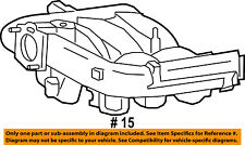 FORD OEM 97-00 E-150 Econoline Club Wagon-Intake Manifold XL3Z9424CA