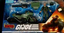 "Cobra Island Classified Series G.I. Joe Alvin ""Breaker"" Kibbey with Ram Cycle"