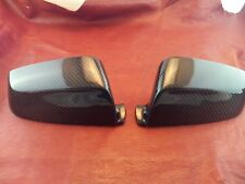 Fit BMW Carbon Fiber Side Mirror Covers Set E60 E63 F06 F07 F12 F13 5 6 7 Series