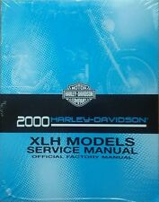 2000 Harley Sportster XL883 XL1200 Repair Service Workshop Shop Manual 99484-00A