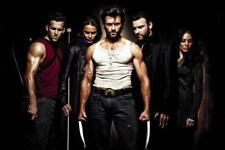 "Wolverine Poster Hugh Jackman Mini 11""X17"""