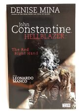 John Constantine: Hellblazer The Red Right Hand TPB (Vertigo 2007) NEW UNREAD