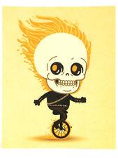 Ghost Rider Mondo Mike Mitchell Print Just Like Us JLU Marvel Comics Proof