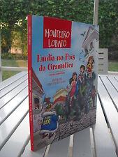 EMILIA NO PAIS DA GRAMATICA BY MONTEIRO LOBATO 2009 ISBN 9788525047137