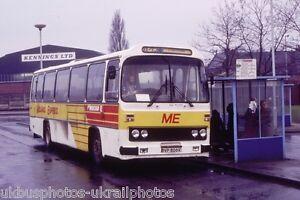 MIDLAND RED MERCIAN BVP806V 6x4 Bus Photo