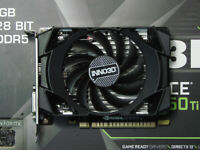 Inno3D Geforce GTX 1050Ti Compact 4Gb 128bit GDDR5 Display Card