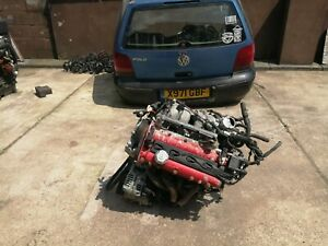 VW Polo GTi 6n2 1.6 16V AVY Engine. Only covered 100,000 Miles.
