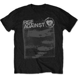 RISE AGAINST Formation Soft Slim Fit T-SHIRT NEW S M L XL XXL official band