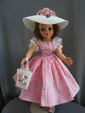 Madame Alexander Vintage Cissy Doll ~ with Clothing and Accessories