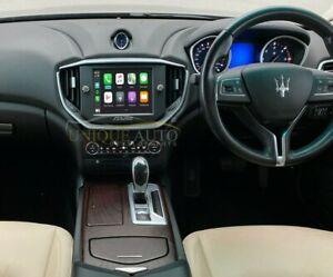 Wireless Apple CarPlay Android Auto Camera Interface for Maserati Ghibili 13-16