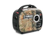 RV Yamaha EF2000iSCH 2000 Watt CAMO 2.5HP Generator Inverter EF2000is FREE SHIP
