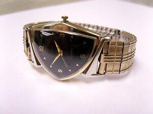 Hamilton Electric Pacer 505 Vintage Men's Wristwatch NO RESERVE