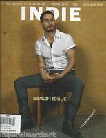 Indie Magazine Berlin Issue Clemens Schick Eliot Sumner Alpha Dia Fashion Style