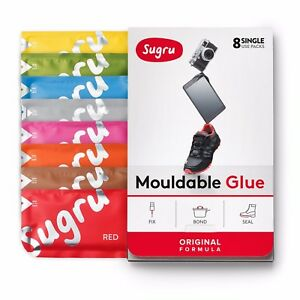 Sugru Original Formula Mouldable Glue - All colours direct from manufacturer!