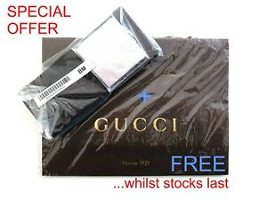 GUCCISSIMA Foldable Spectacle Glasses Eyeglasses Case Trifold Sunglasses - GUCCI