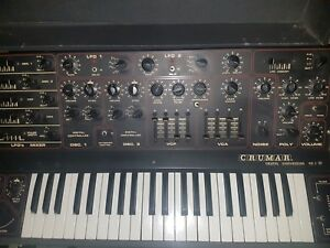 70's CRUMAR DS 2 SYNTHESIZER