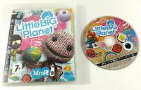 Jeu Playstation 3 PS3 VF  Little Big Planet  Envoi rapide et suivi