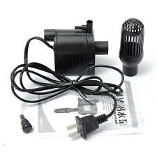 500L/h Submersible Water Pump Oxygen Fish Tank Aquarium Pool Pond Garden Plants