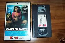 [3508] Il miele del diavolo (1986) VHS Mitel Fulci