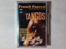 FRANCK POURCEL Tangos mc cassette k7 SIGILLATA RARISSIMA