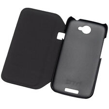 GENUINE BRAND NEW HTC HC V741 ONE S HARD SHELL WITH FLIP STAND BLACK 70H00549-00