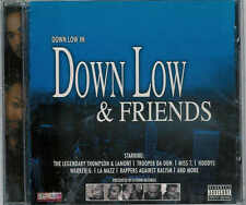 DOWN LOW - D. L. & Friends  /  2004er NEUWARE, new, OVP, sealed HipHop - CD ! !