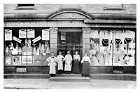 pt4627 - Wibsey Slackside Industrial Society Co-op store , Yorkshire - photo 6x4