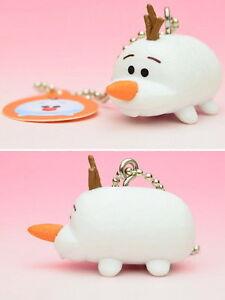 Disney Tsum Tsum Swing Mascot Vol.1 PVC Keychain SD Figure Frozen ~ Olaf @83967