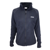 Columbia Women's Black Basin Trail Full-Zip Fleece Jacket (Retail $55) S10