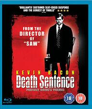 DEATH SENTENCE - BLU-RAY - REGION B UK