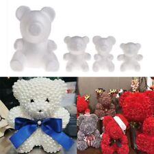 Modeling Bear White Polystyrene Foam Balls Styrofoam Crafts Gift For Party Decor